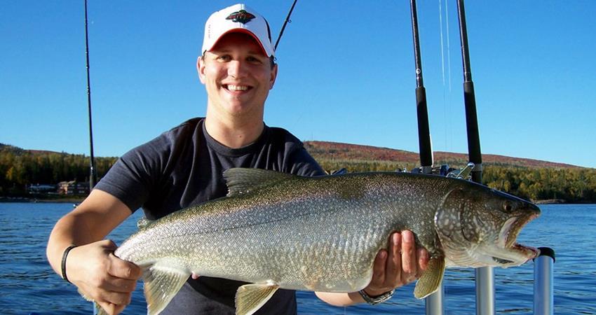 Рыбалка из Ичмелера