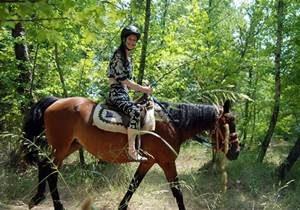 Сафари на лошадях в Ичмелере