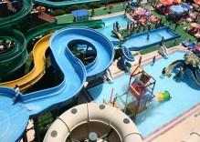 Ичмелер  аквапарк «Атлантис»