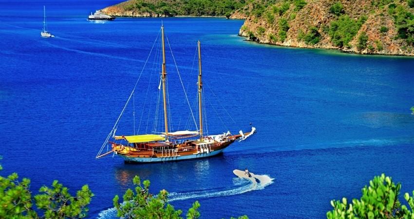 Экскурсии по Эгейским островам в Мармарисе