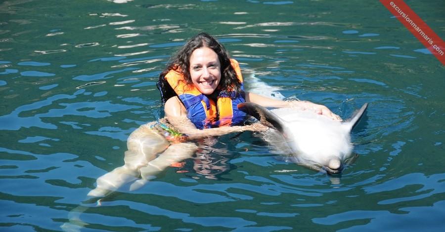 Встреча с дельфинами – Мармарис
