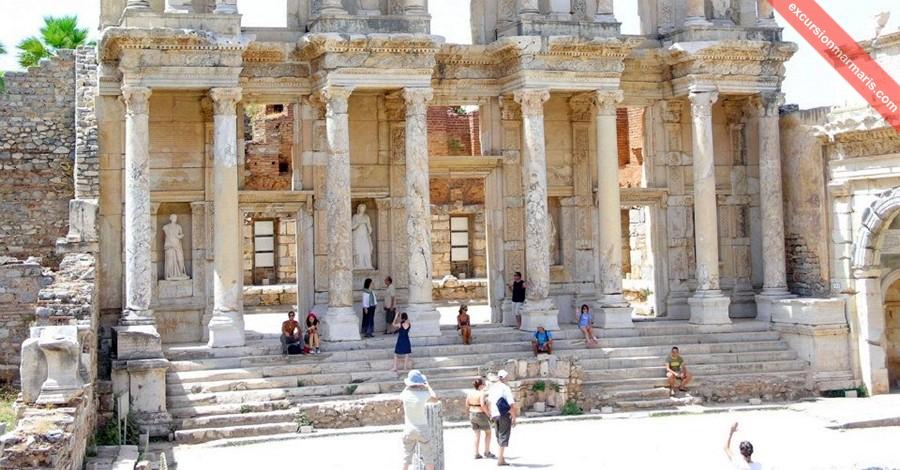 Ичмелера в Эфес и Памуккале