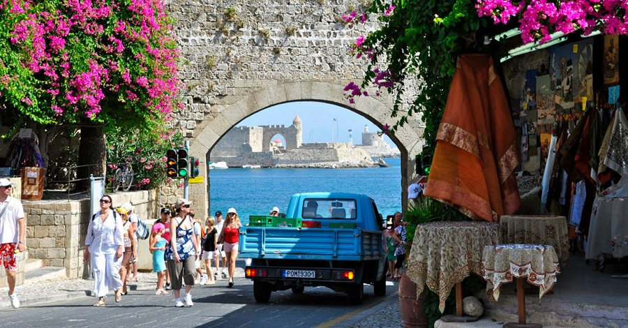 Экскурсии на Родос из Мармариса