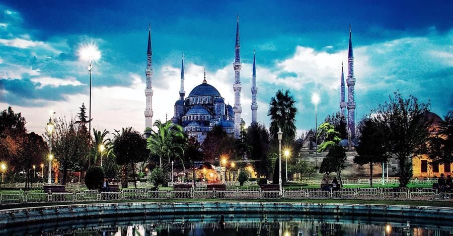 Тур из Мармариса в Стамбул