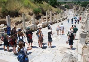 Экскурсия в Эфес и Памуккале из Турунча