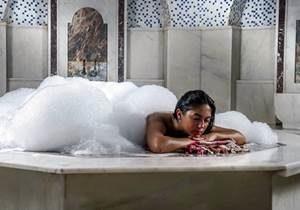 Турецкая баня в Ичмелере