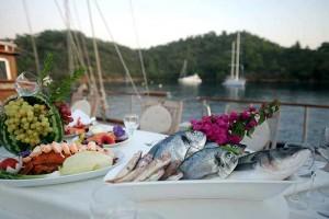 Рыбные рестораны в Мармарисе