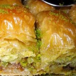 Турецкие сладости в Мармарисе