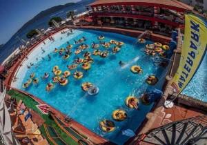 «Атлантис» — аквапарк в Мармарисе
