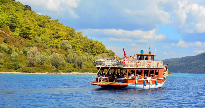 Эгейские Острова из Турунча