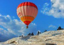 Полет на воздушном шаре в Памуккале — 65 $