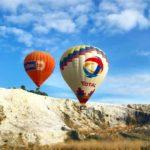 Памуккале - Полет на Воздушном Шаре