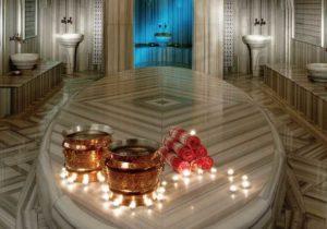 Турецкая баня Оттоман из Ичмелера