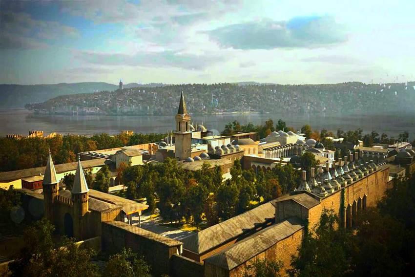 Экскурсии в Стамбул из Ичмелера