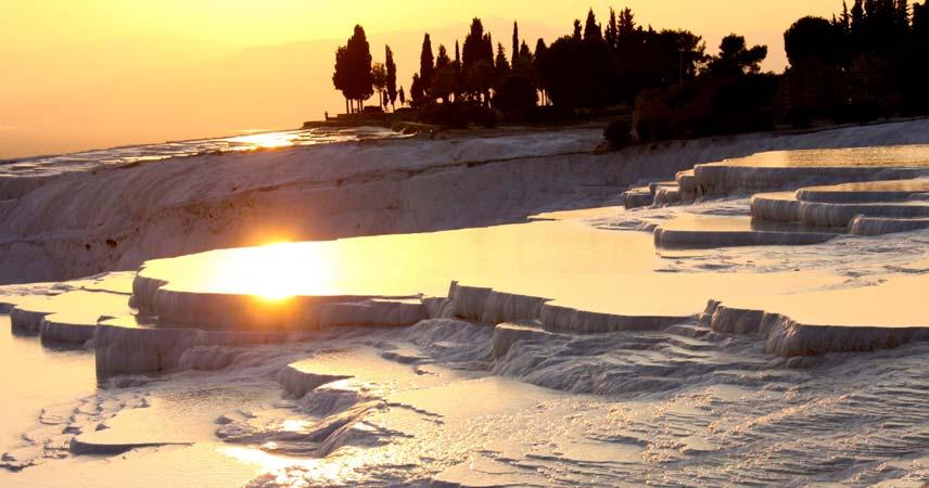 Экскурсия Озеро Салда и Памуккале из Турунча