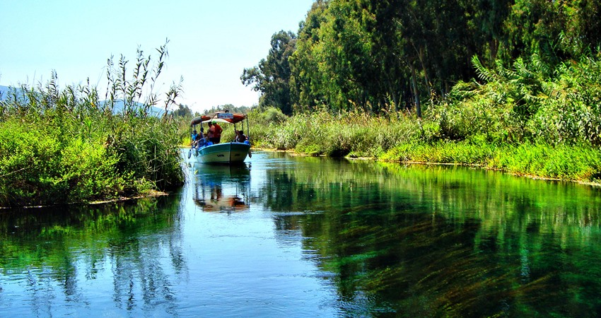 Экскурсии в Акьяку из Турунча